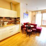Kuhinja - Apartman Gondola